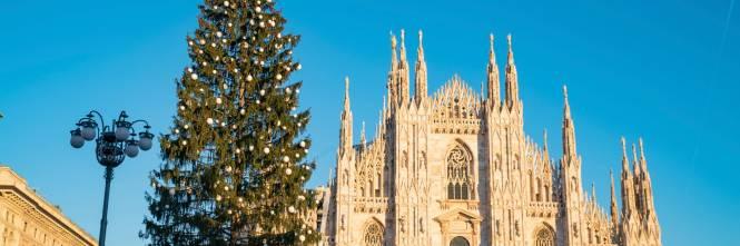 Albero Di Natale Milano.Le Voci Dei Piccoli Cantori Per L Accensione Dell Albero Di Natale