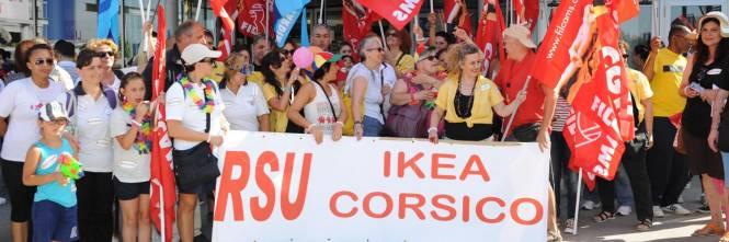 I dipendenti di ikea corsico in sciopero per la mamma - Navetta per ikea corsico ...