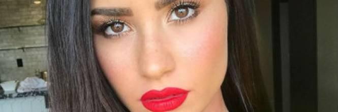 Demi Lovato, scatti sexy 1