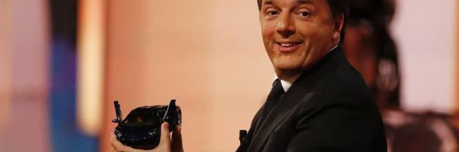 """IL CONTRATTO CHE NON C'E' /  Il Giornale e' entrato a gamba tesa sulla discussione del rinnovo del contratto dei militari e poliziotti: Renzi si pente: """"Aumenti agli statali? Meglio dopo il voto"""""""