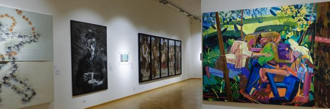 Nuove frontiere della pittura visite guidate con il for Mostre pittura 2017