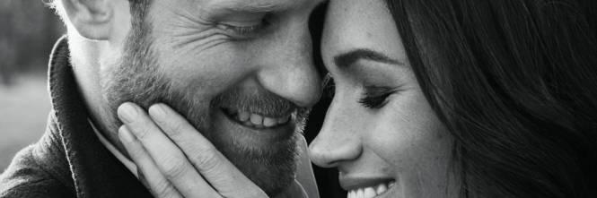 Meghan Markle e il principe Harry, coppia d'oro 7