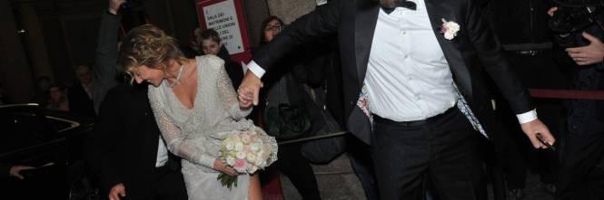 89a55b42c576 Piccolo imprevisto nella grande cerimonia per le nozze
