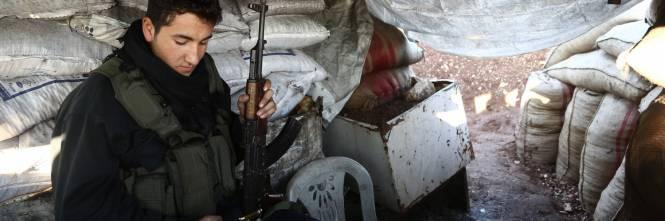 Le milizie filo-turche pronte ad attaccare i curdi 6