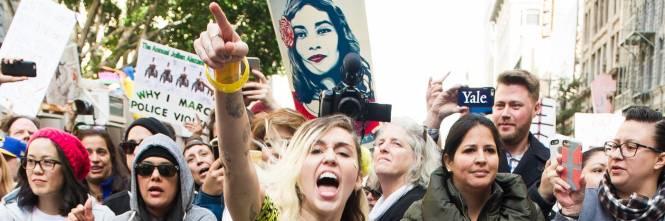 Women's March e Sag Awards 2018, le donne 1