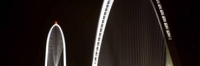 Le Vele di Calatrava a Reggio Emilia al buio per sei mesi. Ma il ...
