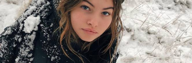 Thylane Blondeau, ex bimba prodigio oggi modella 2