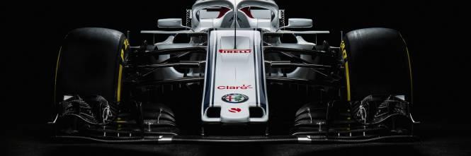 Alfa Romeo Sauber: ecco le foto della nuova C37 8