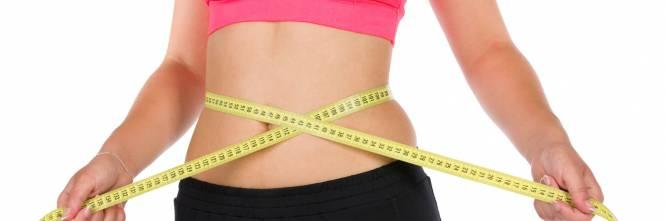 perdere peso da soli