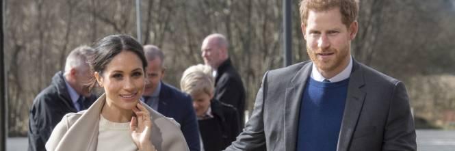 Meghan Markle e il Principe Harry pronti alle nozze 1