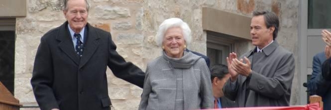 Barbara bush peggiora e rifiuta le cure mediche for Permesso di soggiorno per cure mediche