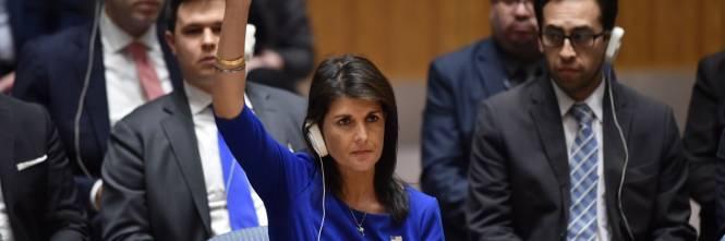 Gli Stati Uniti si ritirano dal Consiglio dei Diritti Umani