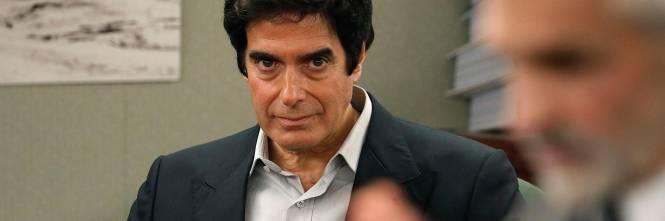 Copperfield A Me Gli Occhi E Il Mago Svela Il Suo Trucco
