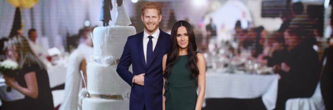 Meghan Markle e il Principe Harry, febbre da Royal Wedding 1