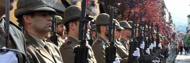 Alpini favorevoli al servizio militare