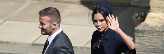 Royal Wedding 2018: Victoria Beckham e David Beckham  1