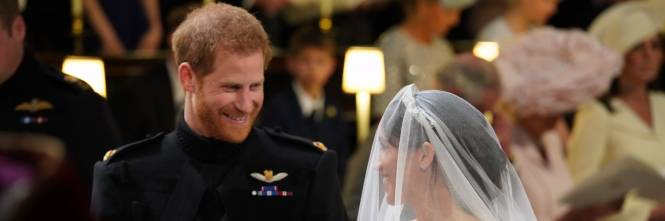 Royal Wedding: Harry e Meghan insieme all'altare 1