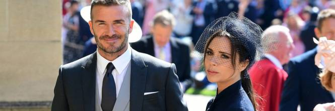 Il gossip di Ciacci: Beckham tradisce Victoria