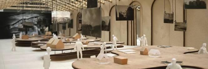 Arcipelago italia il legno materia prima da valorizzare for Biennale venezia 2018