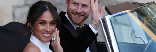 Principe Harry e Meghan Markle felici: foto 1