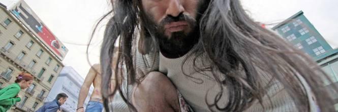 """Il """"poeta di strada"""" Ivan finisce a processo - IlGiornale.it"""
