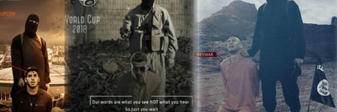 Minacce dell'Isis ai Mondiali di calcio 2