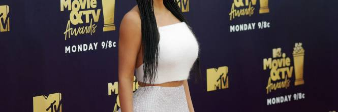 Kim Kardashian sexy agli Mtv Music Awards 1