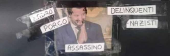 Bologna, insulti choc a Salvini Il ministro: