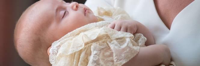Battesimo Principe Louis, le foto 1