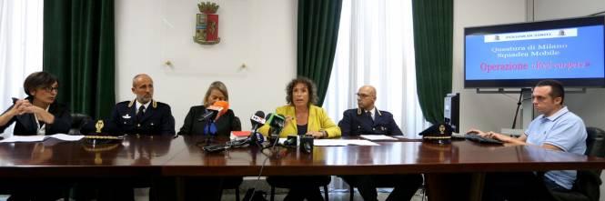 Milano, arrestato il poliziotto pusher in affari con gli spacciatori 1