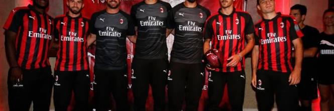 Maglia Home AC Milan MATTIA CALDARA