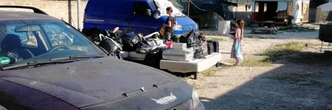 L'intervento della Polizia Locale al Camping River 2