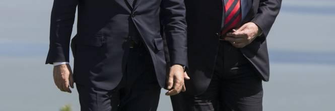 Conte a Washington, Trump: 'D'accordo con quanto fate sui migranti'