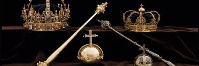 Ritrovati nella pattumiera i gioielli della corona rubati in Svezia