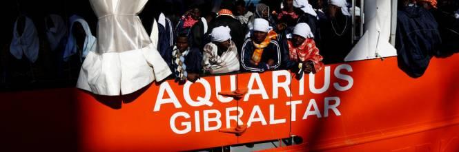 Aquarius Sbarca Ma Gibilterra Le Revoca La Bandiera