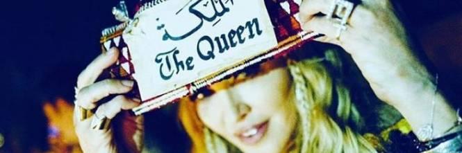 60 Anni E Non Sentirli Madonna Festeggia Come Una Regina Berbera A