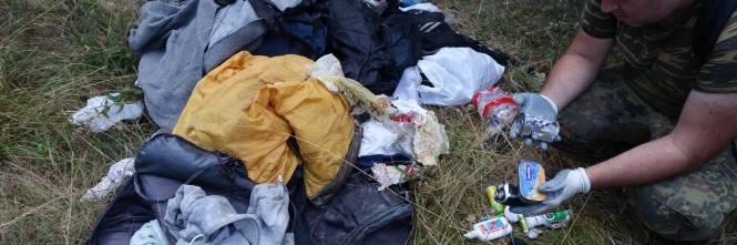 Quei vestiti abbandonati nel corridoio dimenticato dei Balcani 1