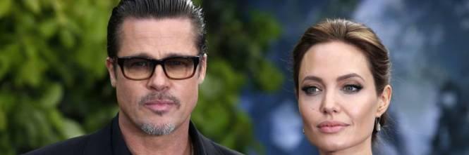 Angelina Jolie e Brad Pitt, le immagini più belle 1