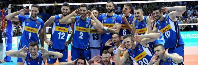 Mondiali Pallavolo Italia Calendario.Volley Mondiali 2018 L Italia Schianta La Finlandia 3 0