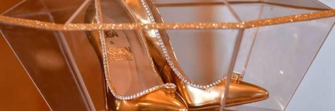 5ca6732131bdd Venduto un paio di scarpe da 17 milioni di dollari a Dubai