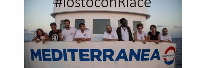 Luca Casarini ora salpa per salvare i migranti - IlGiornale.it