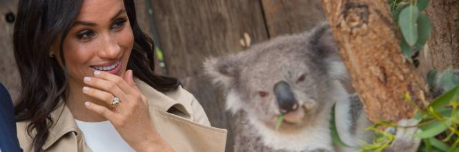 Meghan Markle in Australia: le foto 1