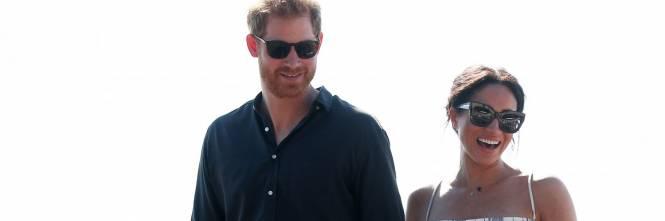 Il Principe Harry e Meghan Markle in Australia 1