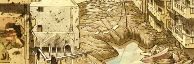Le immagini inedite del fumetto di Biloslavo  1