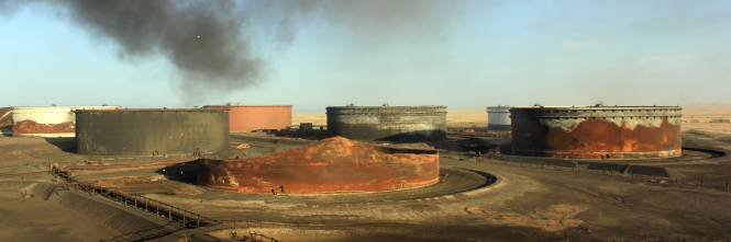 Riad,attacco al petrolio:peggior danno alla produzione della storia