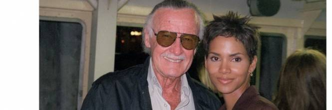 I vip salutano Stan Lee, foto 1
