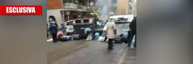 Case Popolari A Pezzi E Senza Riscaldamenti Inquilini In Rivolta A Roma