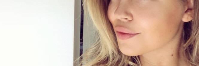 Costanza Caracciolo sexy su Instagram: lady Vieri già in forma dopo la gravidanza 1
