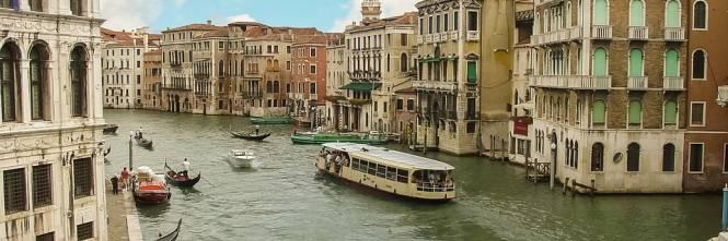Venezia, ecco il ticket: da 2,50 a 5 euro per sbarcare in ...