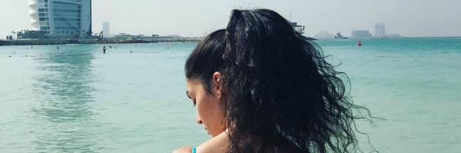 Lady Politano incanta su Instagram: gli scatti di Silvia Di Vincenzo 1